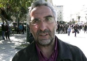 """«Δε θα γίνουμε """"δωρητές σώματος"""" σε καμιά μόνιμη ή περιστασιακή πλειοψηφία διαχείρισης της πολιτικής κυβέρνησης και ΕΕ» τονίζει σε συνέντευξή του στο ΑΠΕ - ΜΠΕ ο υποψήφιος Περιφερειάρχης Κεντρικής Μακεδονίας, με την παράταξη «Ανταρσία στην Κεντρική Μακεδονία. Αντικαπιταλιστική Αριστερά», Θανάσης Αγαπητός."""